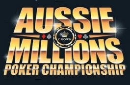 Aussie Millions kval hos PartyPoker & PokerNews - $15k paket på spel