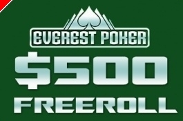 Everesti cash-freerollil taas hea võimalus saada osa 500 dollarist