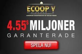 iPokers ECOOP är tillbaka - $4.55 miljoner i garanterade priser