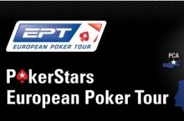 Pokerstars EPT sesong 6 skjema komplett