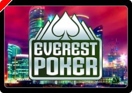 Эксклюзивные $500 кэш фрироллы на Everest Poker!