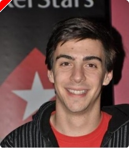 Miguel Sousa Chip Líder do Dia 1 PokerStars Solverde Poker Season Etapa 11 Casino de Chaves