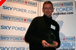 David Bryan Wins Sky Poker Tour Manchester, Alex Bowler Wins DTD Deepstack