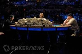 ДИРЕКТНО от WSOP 2009: Дарвин Муун срещу Джоузеф Када