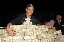 ¡Joe Cada gana el torneo Main Event de las World Series of Poker2009!