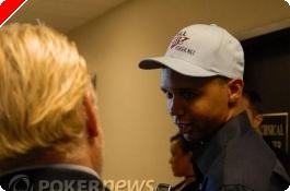 World Series of Poker : Phil Ivey Eliminado em 7º Lugar