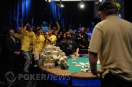 WSOP Main Event, ESPN: Top 10 Moments of the Final Table