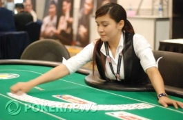 Asia Pacific Poker Tour Cebu, Day 2: Han, Willcocks Pull Away from the Field