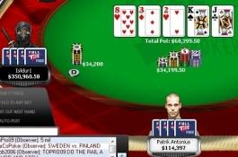 Antonius остана без пари във Full Tilt Poker