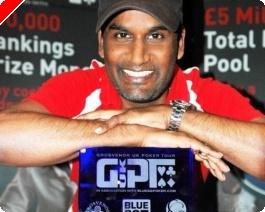 Priyan de Mel Wins GUKPT Blackpool