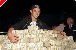 World Series of Poker: Разговор с чемпионом WSOP Joe Cada