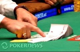 Nejlepších 5 her ve World Series of Poker Main Event... zatím