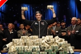 Joe CadaがWorld Series of Pokerメインイベントに優勝