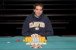 Мъж спечели покер турнир само за дами... отново