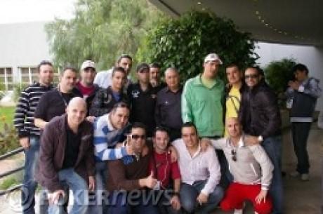 Crónica día 1B del European Poker Tour Vilamoura -- Mañana, día 2, muchos españoles en...