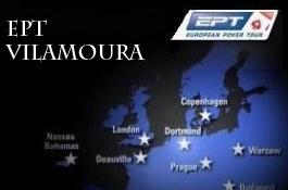EPT Vilamoura – 177 af 322 startende er videre til dag 2