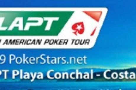 Vídeos del PokerStars Latin American Poker Tour Costa Rica: PokerNews está allí