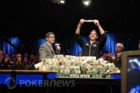 World Series of Poker: En snak med WSOP mesteren Joe Cada, del to