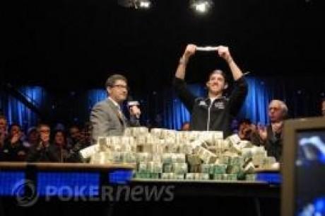 World Series of Poker: En snak med WSOP mesteren Joe Cada, del to