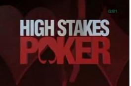High Stakes Poker - странични залози