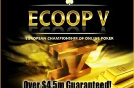 Ένας Έλληνας κερδίζει το Event #1 του ECOOP!