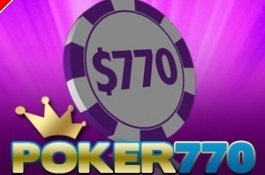 $770 Cash Freerolls na Poker 770