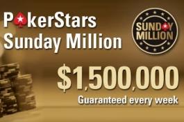 Dansker på finalebordet i PokerStars Sunday Million