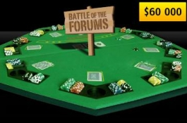 Bwin битка на форумите се завръща с $60,000 награден фонд...