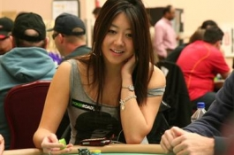 Poker Punk´ed - Maria Ho åker på en blåsning