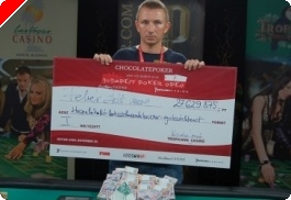 ChocolatePoker Budapest Poker Open - Fehér Zsolt a bajnok