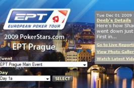 2009 PokerStars.com EPT Прага: 1-6 декември - ДИРЕКТНО!!!
