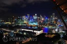 Pokerowe podróże - Śmietanka PokerNews: Sydney APPT