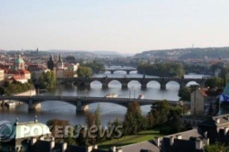Europos Pokerio Turas Praha 1a diena : penktoje vietoje lietuvis Domantas Klimčiauskas
