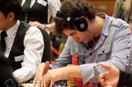 Eurоpеan Poker Tour Прага - Yann Brosolo начело след Ден 2, Сашо...