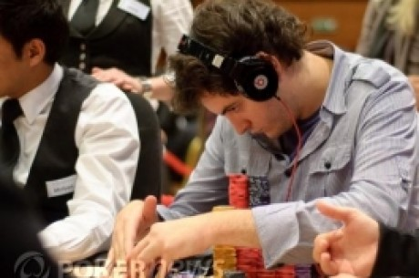 European Poker Tour Prague Den 2: Yann Brosolo vede