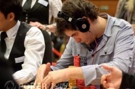 European Poker Tour Prague День 2: Yann Brosolo лидером переходит в...