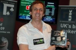 Tony Cascarino Wins Grosvenor UK Poker Tour Grand Final