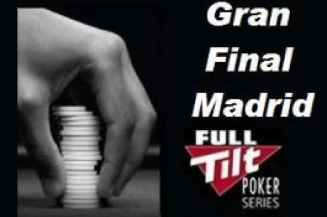 Full Tilt Series of Poker - Gran final Madrid - Resumen de los días 1 y 2