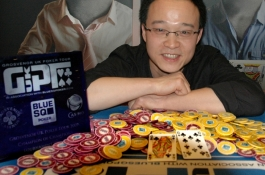 Haitao Wu Wins GUKPT Champion of Champions