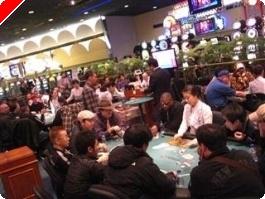 한국 7 Luck Poker Room 장애인 자선 토너먼트