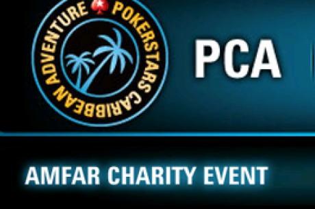 PokerStars : package PCA Charity à 5.000$ dimanche 13 décembre