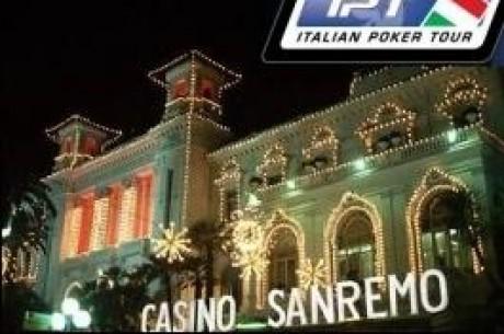 PokerStars IPT San Remo er i gang