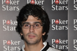 António Palma na Liderança no Dia 2 do Main Event PokerStars Solverde Poker Season