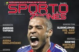 Didžiausiame sporto žurnale - Andriaus Tapino interviu apie sportinį pokerį