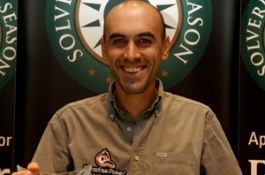 Paulo Nunes é o Campeão do Main Event PokerStars Solverde Poker Season