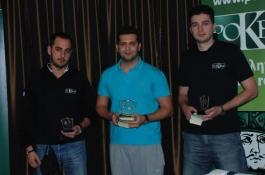 Ο Μπουρσανίδης κατακτά το 7ο Greek Series of Poker!