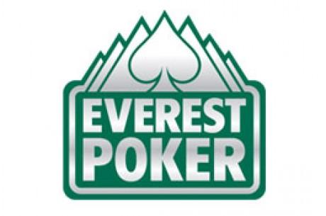 Freeroll - paskutinis šiemet $500 nemokamas turnyras Everest Poker kambaryje