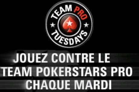 PokerStars : les Mardis du Team Pro
