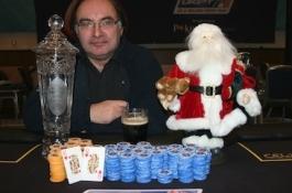 Padraig Parkinson vinner PokerStars UKIPT Galway
