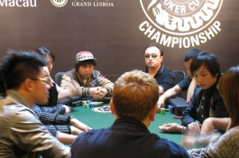 Tournament of Champions Unfolds Tonight at Macau Poker Cup Championship